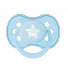 Cumlík Canpol Babies - Pastel 0-6m - modrý
