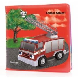 Mäkká knižka pískacia Canpol Babies - Doprava