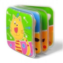 Mäkká knižka Baby Ono - Zvieratká