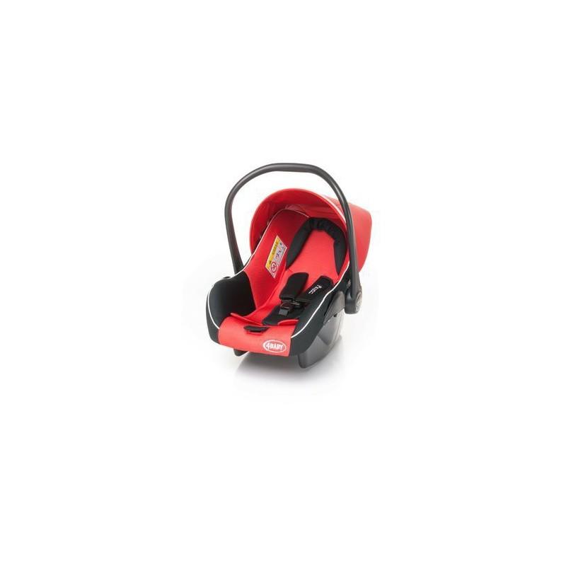 4Baby Autosedačka COLBY farba RED