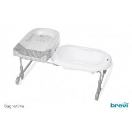 BREVI Set na kúpanie a prebaľovanie BAGNOTIME