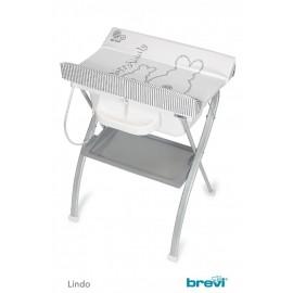 BREVI Set na kúpanie a prebaľovanie LINDO 2017