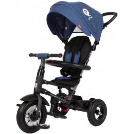 Sun Baby Trojkolka Qplay Rito nafuk.kolesá modrá J01.014.1.3