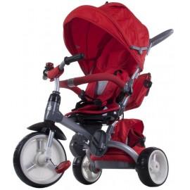 Sun Baby Trojkolka červená T500/CZ