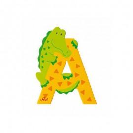 SEVI Písmenko A - Zvieratko