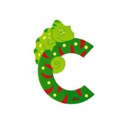SEVI Písmenko C- Zvieratko