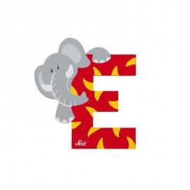 SEVI Písmenko E - Zvieratko
