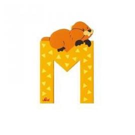 SEVI Písmenko M - Zvieratko