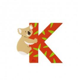 SEVI Písmenko K - Zvieratko