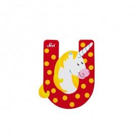SEVI Písmenko U - Zvieratko