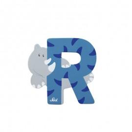 SEVI Písmenko R - Zvieratko