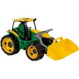 Lena Traktor s lyžicu zeleno žltý