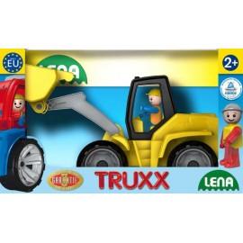 Lena Truxx nakladač v okrasnej krabici
