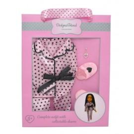 Mac Toys Pyžamo pre bábiky design