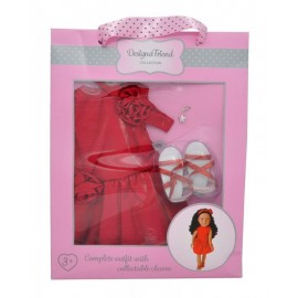 Mac Toys Šaty pre bábiky design