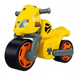 Simba Toys Big odrážadlo motocykel žltý
