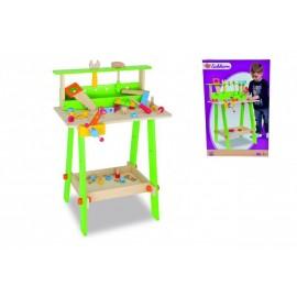Simba Toys Pracovný stôl drevený