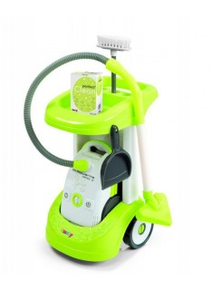 Simba Toys Vozík Tefal pre malú upratovačku s vysávačom