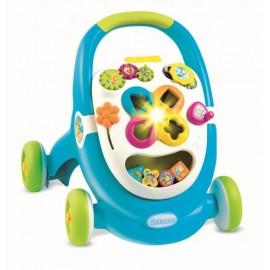 Simba Toys Chodítko Walk&Play modré Cotoons