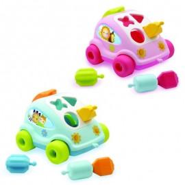 Simba Toys Cotoons autíčko vkladačka
