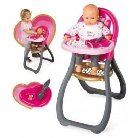 Simba Toys BN Jedálenská stolička pre bábiku