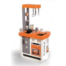 Simba Toys Kuchynka Bon Appetit oranžová