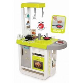 Simba Toys Kuchynka Bon Appetit zeleno-šedá elektronická
