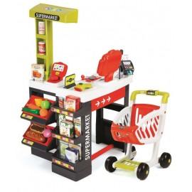 Simba Toys Supermarket červeno-zelený