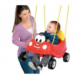 Hojdačka Little Tikes - auto
