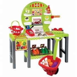Ecoiffier obchod so zeleninou a ovocím