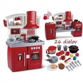 Elektronická rozkladacia kuchynka Little Tikes 2v1