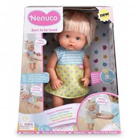 Interaktívna bábika Nenuco prvé kroky