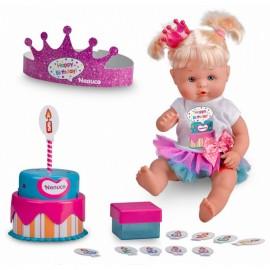 Originálna bábika Nenuco Happy Birthday