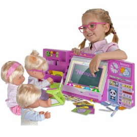 Interaktívna jazyková škola s bábikou Nenuco