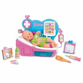 Interaktívna ambulancia Nenuco s bábikou