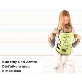 Womar Klokanka Butterfly N14 Zaffiro