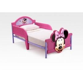 Posteľ Disney Minnie Mouse
