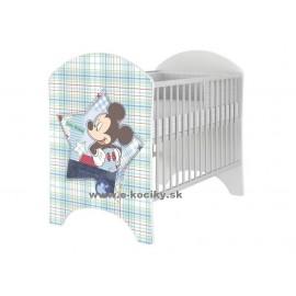 Detská postieľka Disney Mickey Mouse