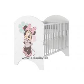 Detská postieľka Disney Minnie Mouse