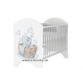 Detská postieľka Disney Dumbo