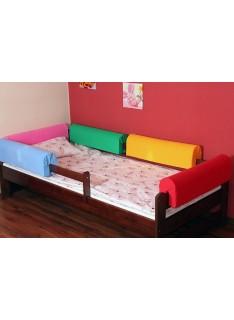Ochranný mantinel na posteľ