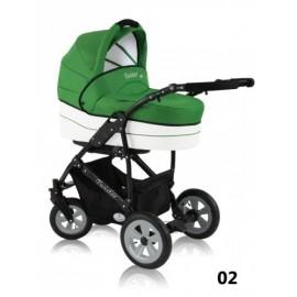 Kombinovaný kočík Prampol Twister Eco