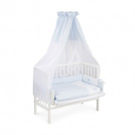 7-dielna posteľná súprava Klups Piccolo modrá