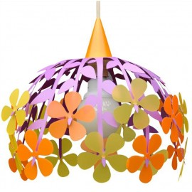 Detská lampa kytica