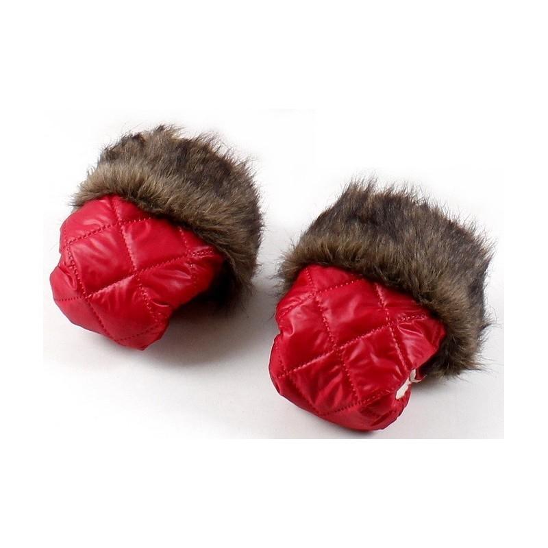 Nepremokavé rukavičky Adbor Piko fleece