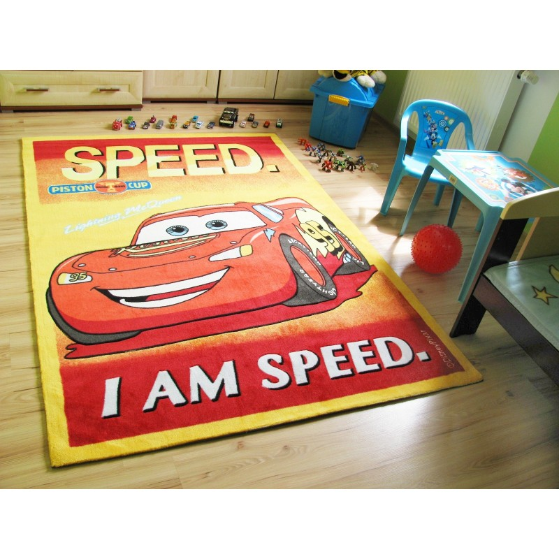 Detský koberec Disney Cars 11