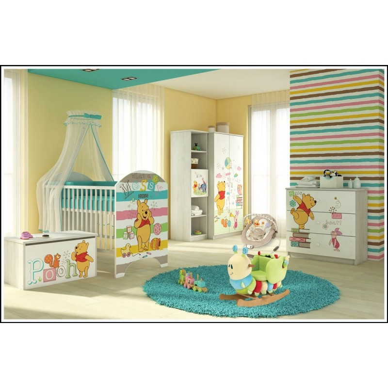 Detská izba Disney Standard Macko Pú a prasiatko