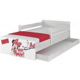 Detská posteľ Disney Max Minnie Oh My 160x80 cm