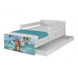 Detská posteľ Disney Max Moana 160x80 cm
