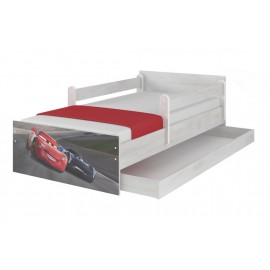Detská posteľ Disney Max Cars 3 Storm 160x80 cm